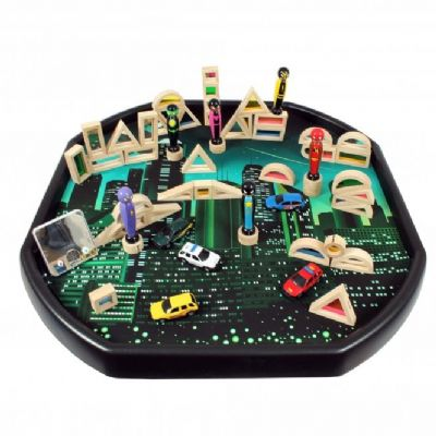 Tuff Tray Insert Cityscape,Tuff tray inserts,Tuff tray playmats,Tuff tray mats,early years resources, educational resources, educational materials, children's learning resources, learning materials, teaching resources for children, teaching material for children